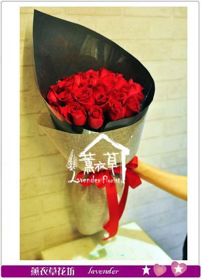 玫瑰花束33朵 106022305