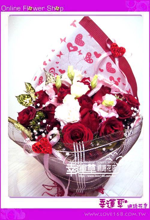 A054*優質花束