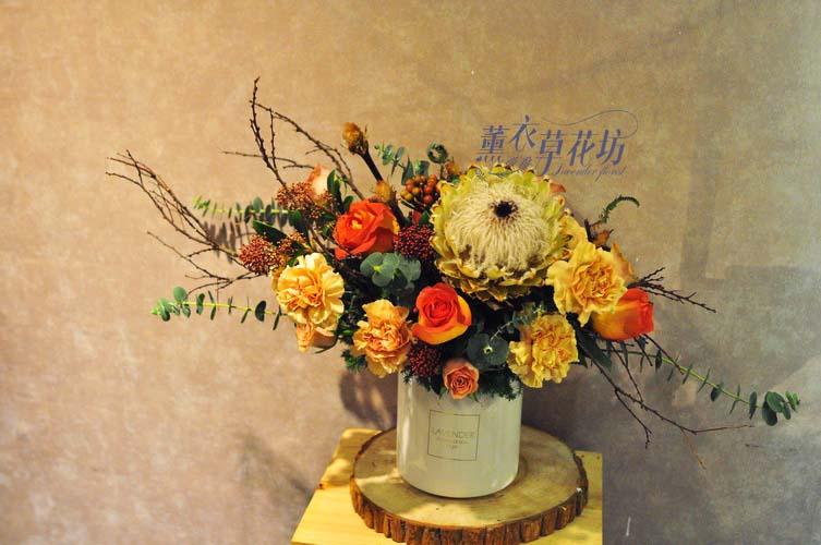 盆花設計 107110211