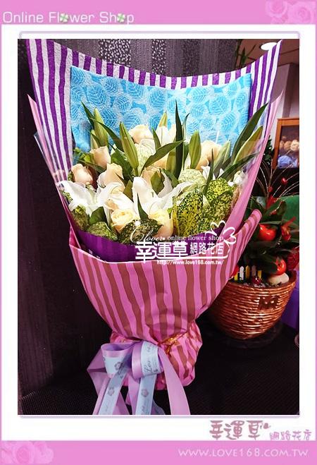 優質花束A0601