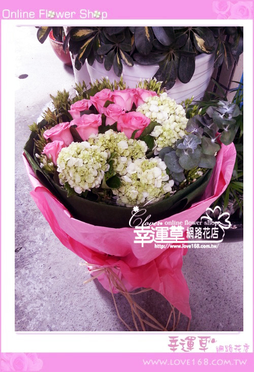 A011*優質花束