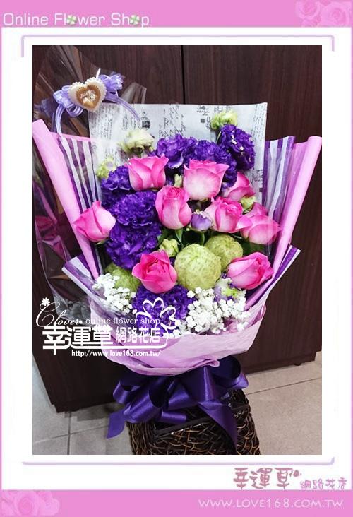 優質花束A0308