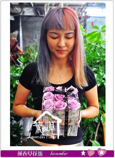 荷蘭玫瑰花盒設計 106081202