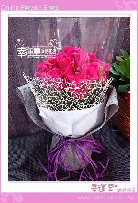 玫瑰花束A0418