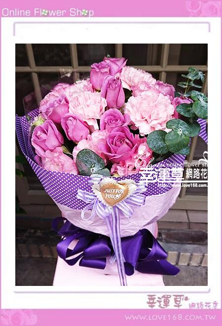 優質花束A0313