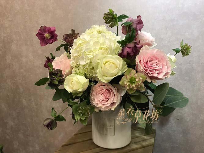 盆花設計107101303