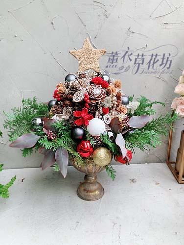 復古聖誕設計107112605
