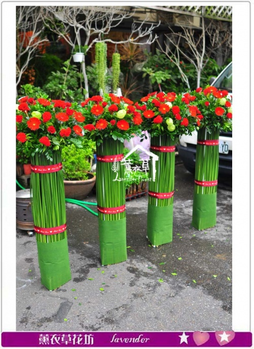 花柱設計a100207
