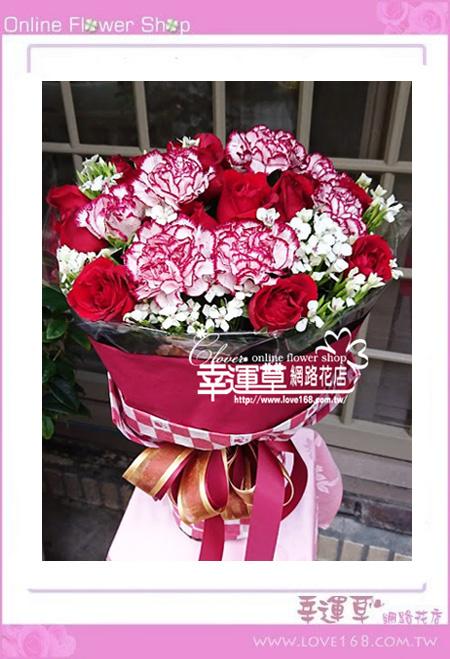 優質花束A0315