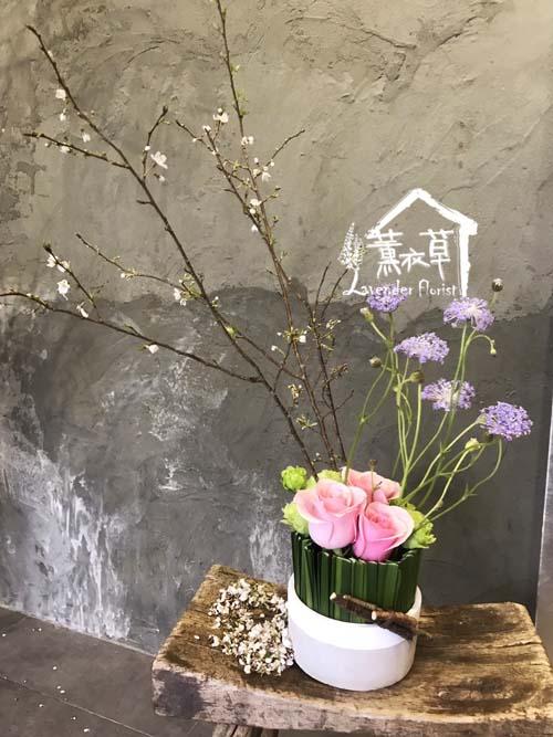 盆花 設計 106022307