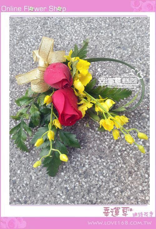 H06胸花