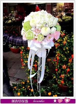 捧花設計c010109