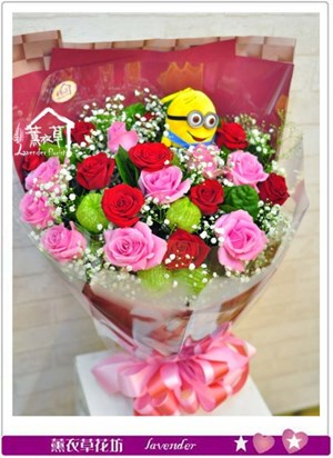 玫瑰花束b042404