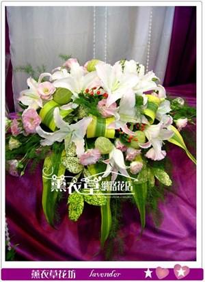 講台花設計y33041
