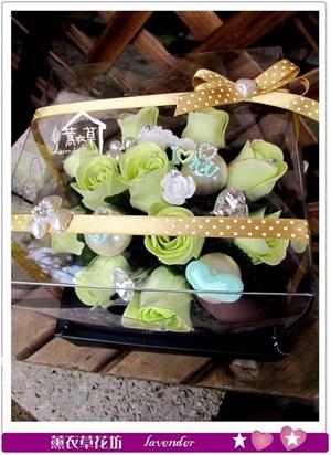 香氛玫瑰花盒~免運特賣中c052528