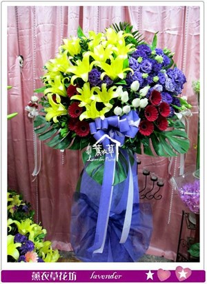 藝術花藍一個bb112513