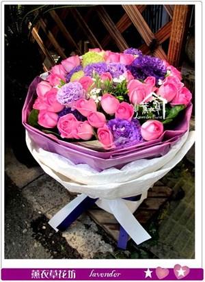 c041106歐式花束設計