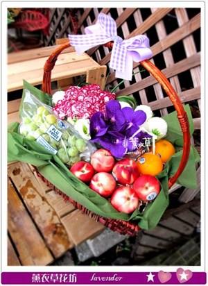 水果禮盆c081416