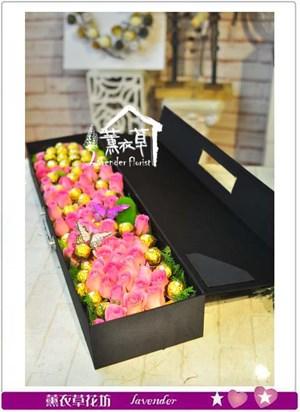 歐式花盒設計B113012