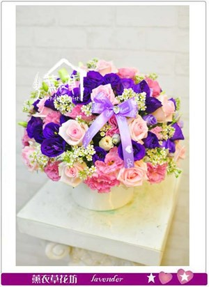 盆花設計B110708