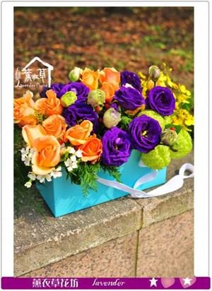 歐花藝設計b022908