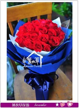 玫瑰花束33朵~荷蘭進口玫瑰花B101708