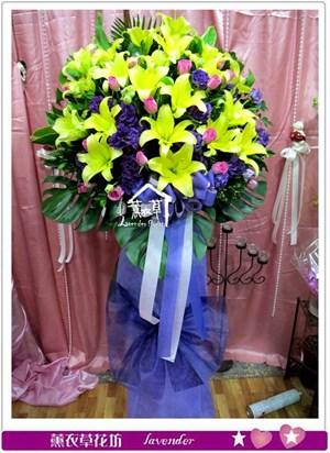 藝術花藍一個bb112514