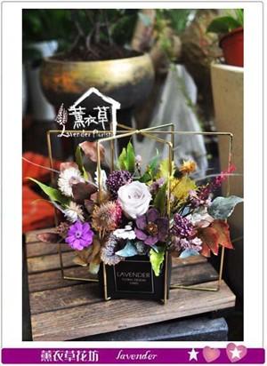 乾燥花設計 107072405
