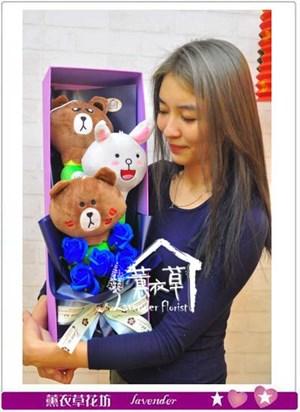 熊大花盒設計106011208