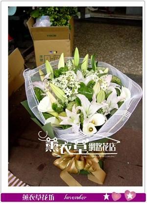 百合花束y9757