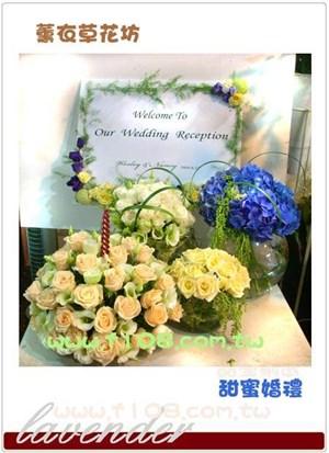 盆花設計F109