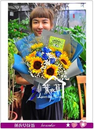 向日葵花束106060208