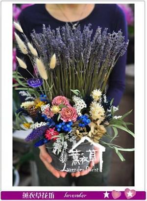 薰衣草&乾燥花系列106011124