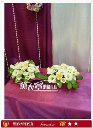 桌上小盆花設計y31877