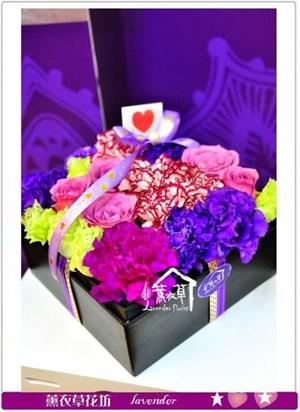 典雅花盒設計a050519