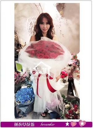 99朵玫瑰花束 107081623