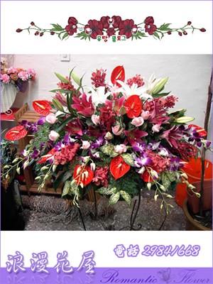 盆花F40