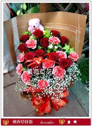 母親節花束G923
