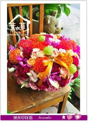 富貴盆花a121712