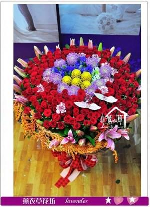 豪華花束設計a052002