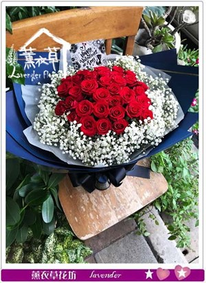 紅玫瑰33朵 106082709
