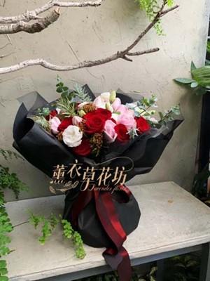 歐式花束設計10712205