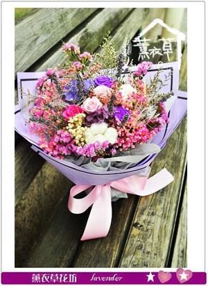 乾燥花系列花束 106081618