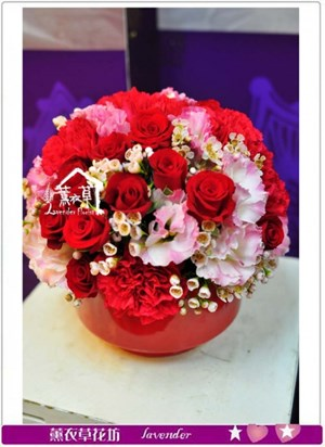 盆花設計a110211
