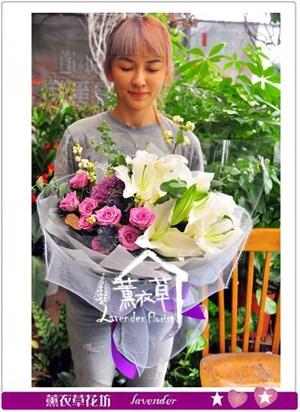 甜蜜花束 106081705