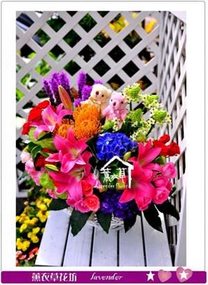 盆花設計c102501