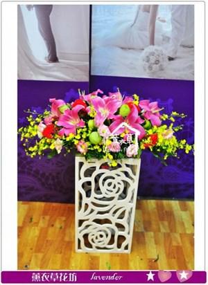 會議桌盆花a061520