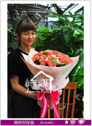 玫瑰花束106061623