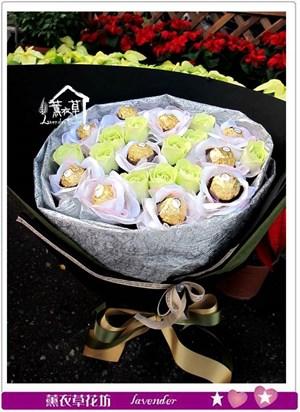香氛玫瑰設計b121201