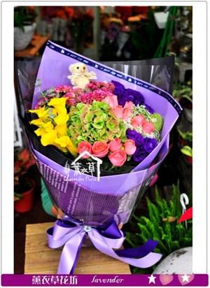 精緻花束c111413